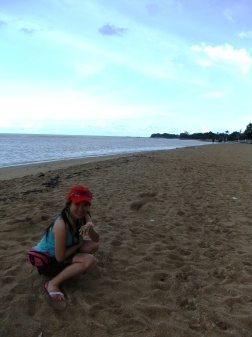 Sanur beach - 9 May 2011