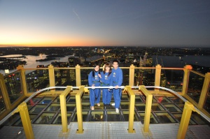 Sydney Sky Tower Skywalk - 9 May 2013