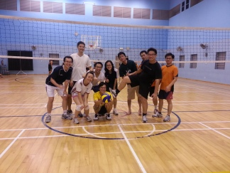 vball indoor - 26 Oct 2013