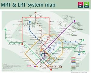 MRT SG